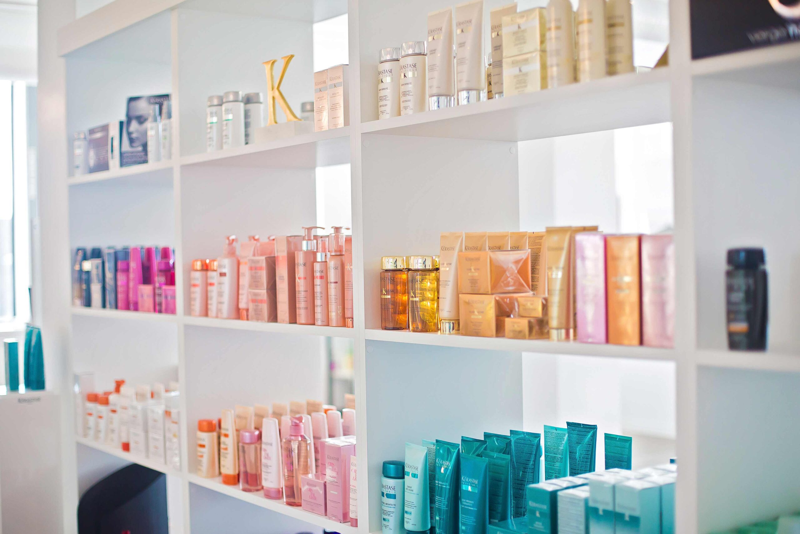 Our full collection of Keratase products